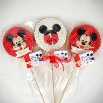Mickey Mouse Cookie