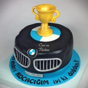 BMW Cake Kupa pasta