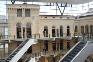 Saargallerie Renovated Historic Mall