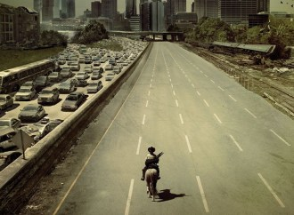 Walking Dead Canino Portada