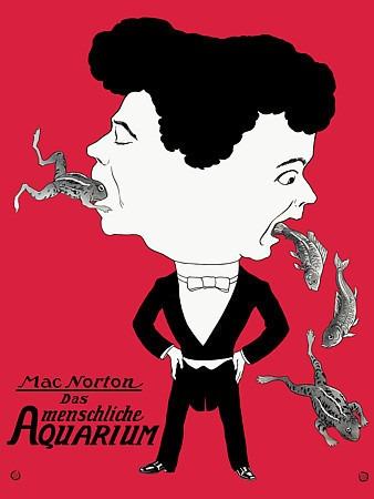 Mac Norton Poster 1913