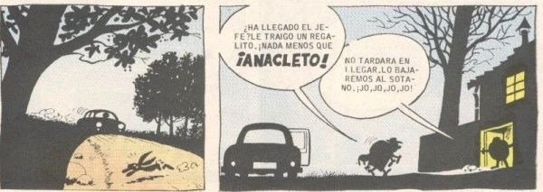 20 anacleto