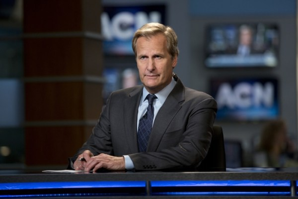 the Newsroom jeff daniels