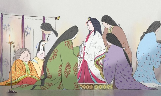 El cuento de la princesa Kaguya (3)