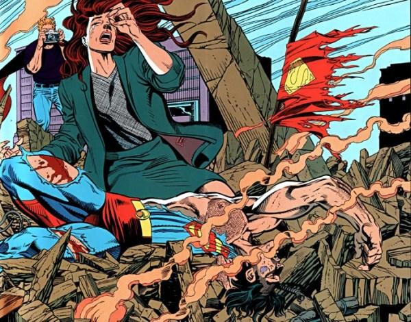 Muerte-de-Superman - Canino