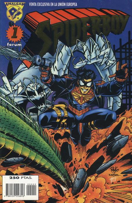 Amalgam - Spider-boy