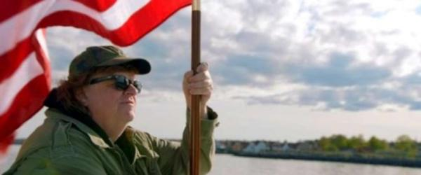 Michael Moore en'Where to invade next?'