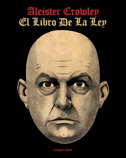 Portada del flamante El libro de la ley editado por La Felguera.