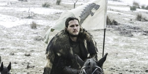 Juego de Tronos Jon Snow