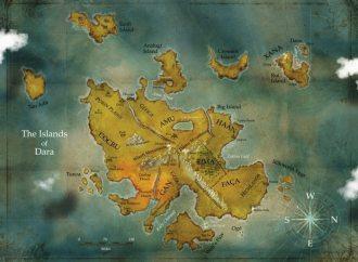 La gracia de los reyes mapa
