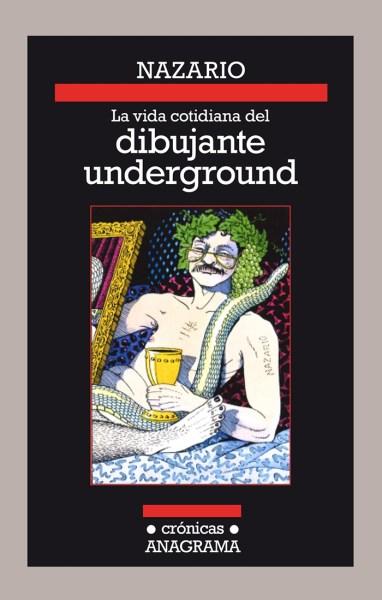 La vida cotidiana del dibujante underground.indd
