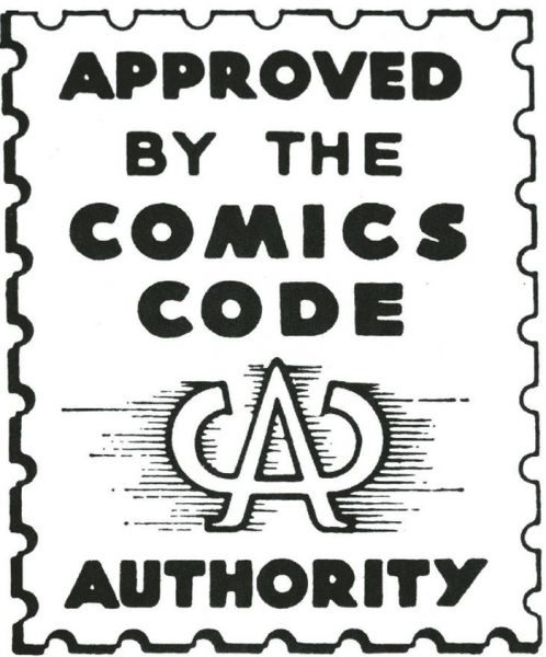 comic code