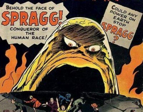 Spragg banner