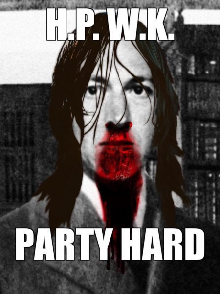 H.P.L. a lo Andrew W.K.