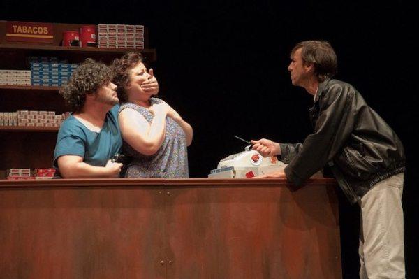 Imagen de la obra de teatro de 'La estanquera de Vallecas'