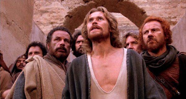 'La última tentación de Cristo'