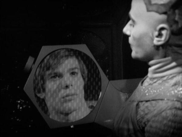 Imagen de la adaptación de EM Forster Out of the Unknown