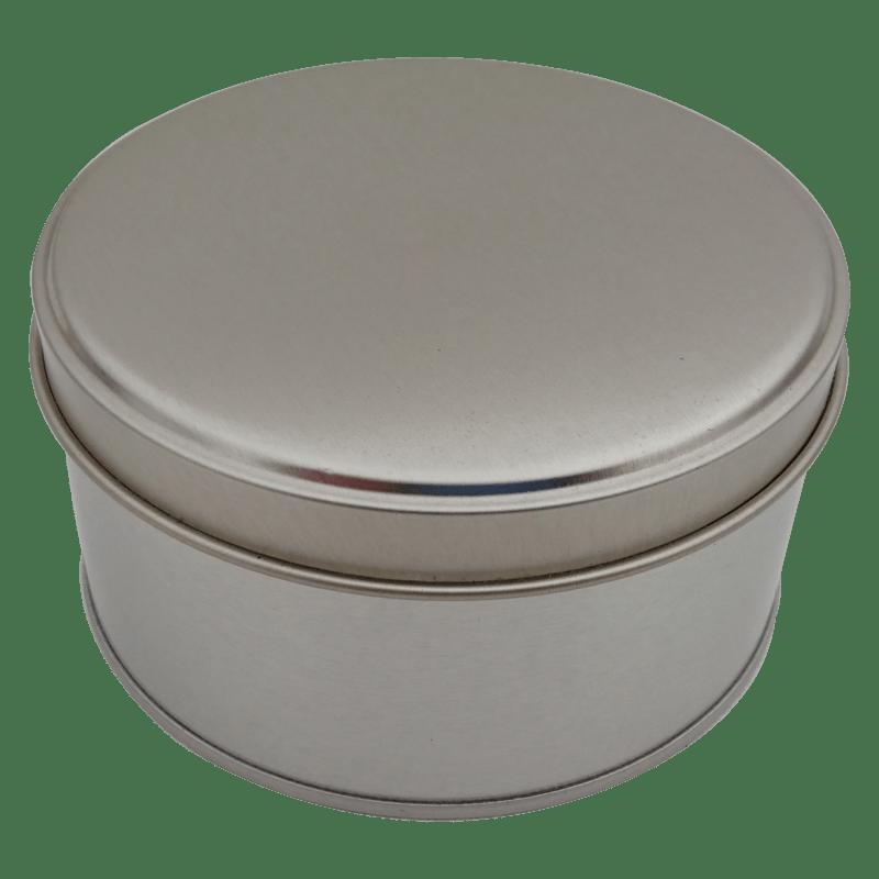 Cr9-99x50-Custom Round Tin Box