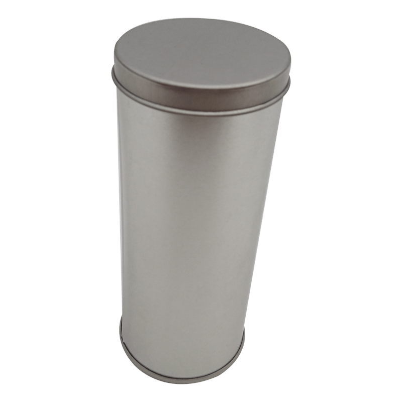 CR-9 57x140-Custom Round tin box