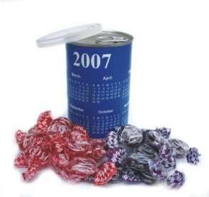 Calendar Cans