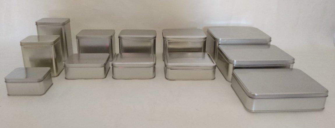 Rectangular Metal Tin Containers South Africa