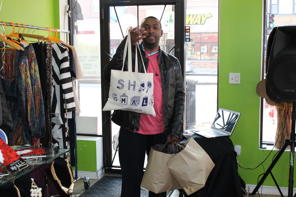 Small Business Saturday at Kiwi's Boutique [Recap]