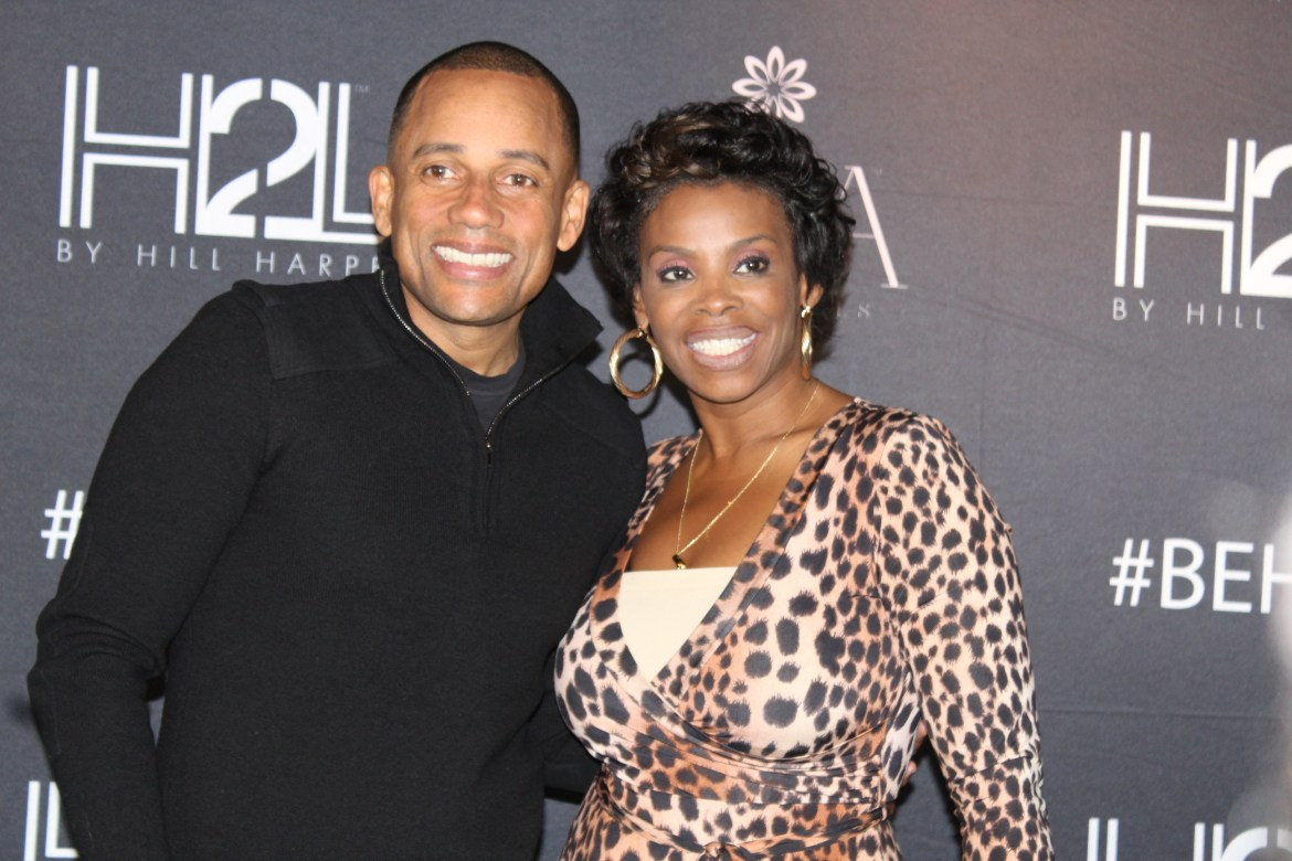 Up Close & Personal with Hill Harper [Recap]
