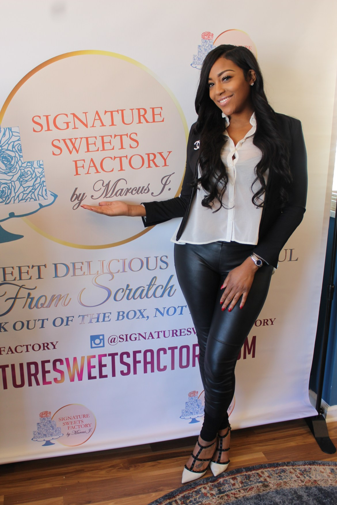 Signature Sweets Factory Grand Opening [Recap]