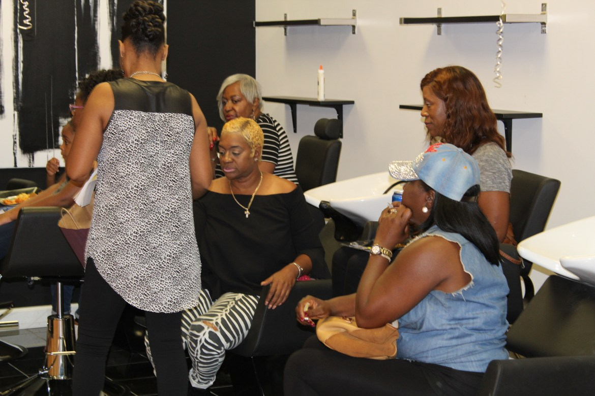 Crem Dela Crem Hair Spa Grand Opening [Recap]