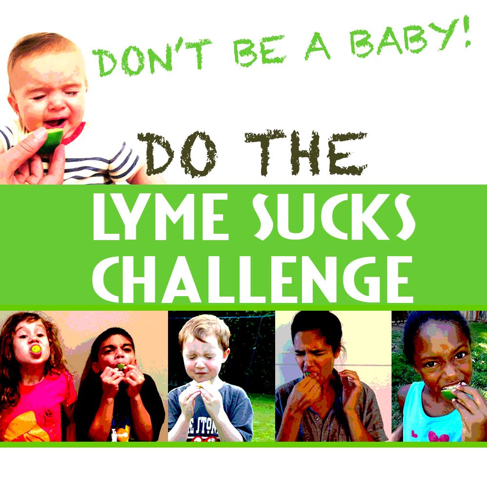 Lyme Sucks Challenge