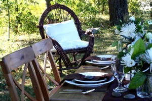 Wedding planner Naturally Chic can help you with every detail of your National Park Wedding.