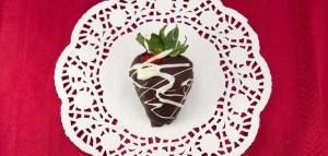Marijuana Recipes - Chocolate Covered Strawberries