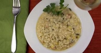 Marijuana Recipes - Apple Parmesan Risotto Recipe
