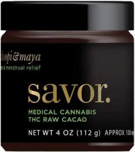 Savor, Raw Cacao from Whoopi and Maya