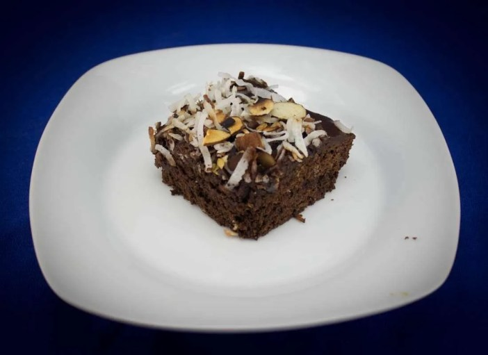 Recipe for Coconut and Almond and Marijuana Brownies