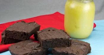 Marijuana Brownies -- Cannabis Coconut Oil Brownie Recipe