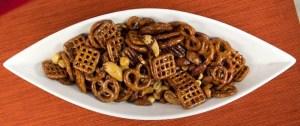 Marijuana Snack Recipes - Sweet and Spicy Nutty Snack Mix