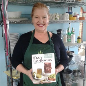 The Easy Cannabis Cookbook, Cheri Sicardome