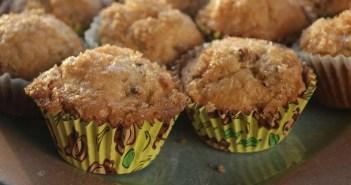 Marijuana Muffins - Banana Chocolate Chip Muffins