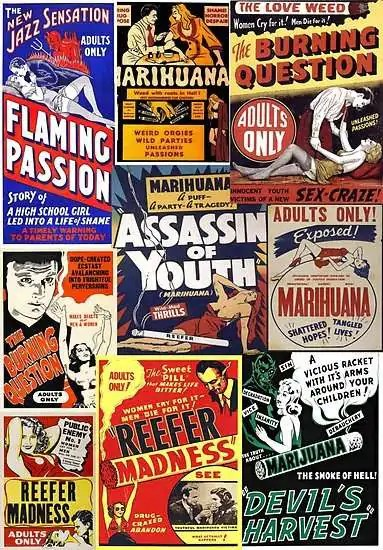 How Did Marijuana Become Illegal? - Reefer Madness