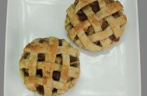 Lattice Crust Marijuana Apple Pie