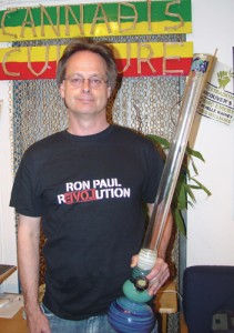 Marc Supports Ron Paul