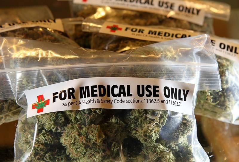 medical weed bag