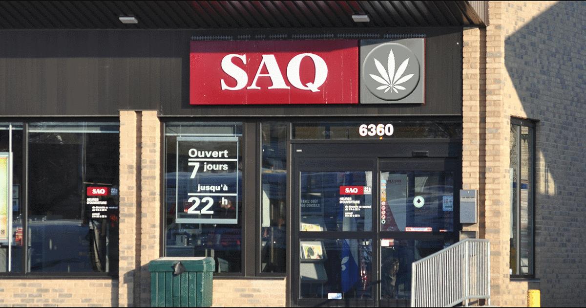 SAQ in Quebec