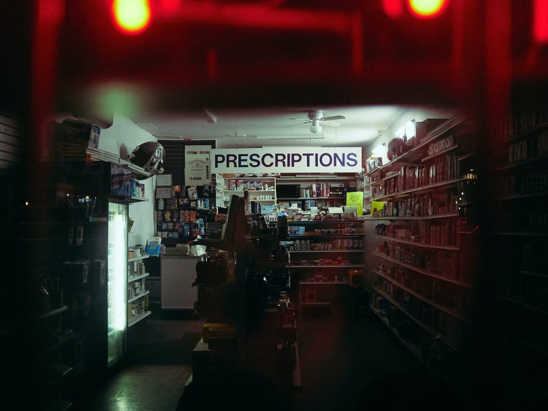 Pharmacy At Night - Medical Cannabis - Cannabiz