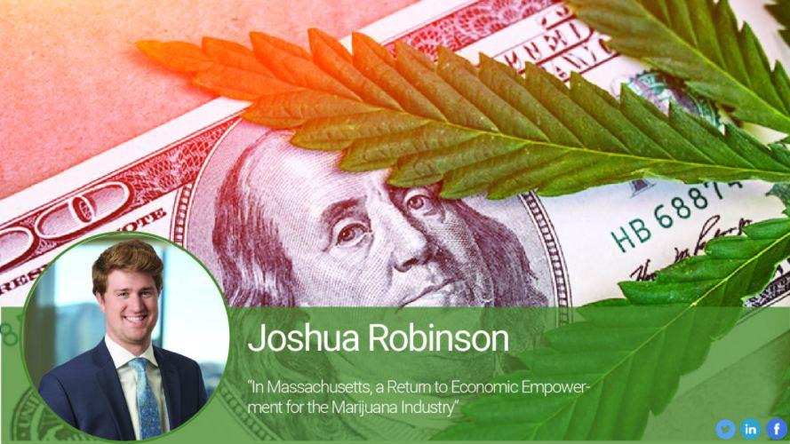 In Massachusetts, a Return to Economic Empowerment in the Marijuana Industry