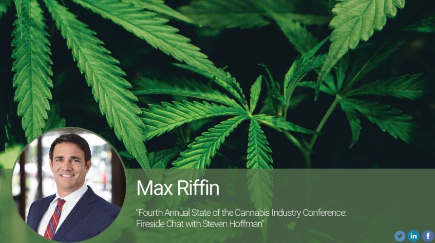 Part 1: Fourth Annual State of the Cannabis Industry Conference – Interview with Steven Hoffman