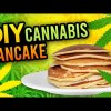 How to make cannabis Pancake