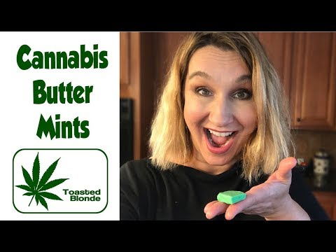 Easy Edibles - Cannabis Buttermints
