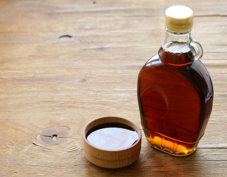 Cannabis Infused Maple Syrup